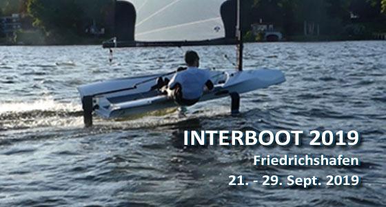 INTERBOOT 21. -29. September 2019 in Friedrichshafen mit ICOM
